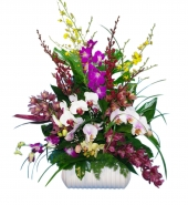 تزئينات گلهای ويژه